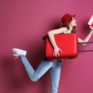 תיק נסיעות/מזוודות